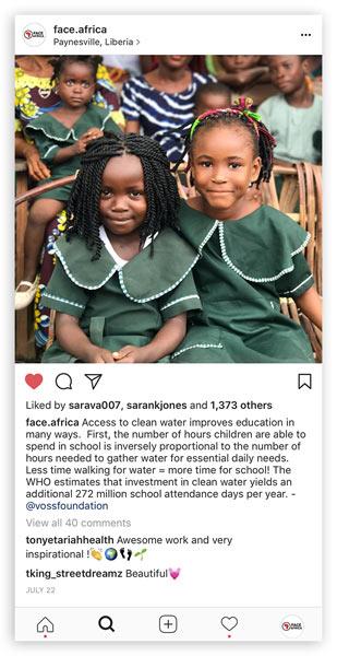 africa school girls